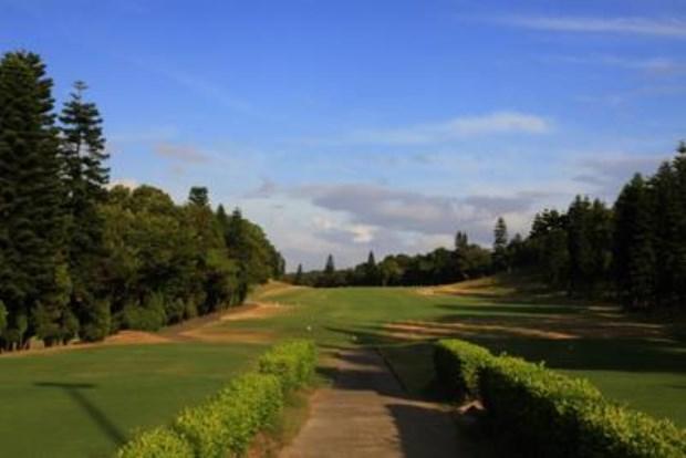 台北高爾夫俱樂部球場02