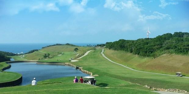 濱海高爾夫球場01