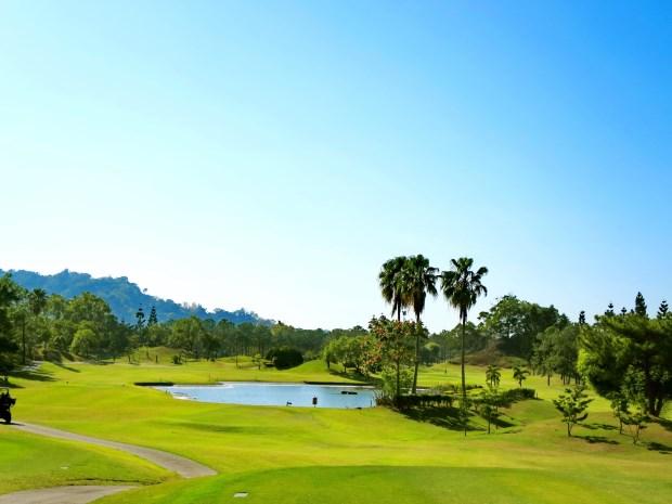 台中國際高爾夫俱樂部01