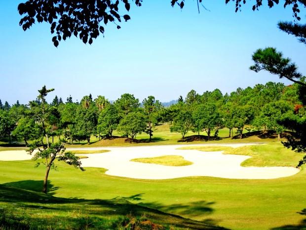 台中國際高爾夫俱樂部02