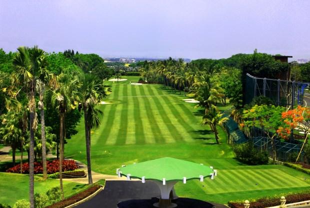台南高爾夫球場01