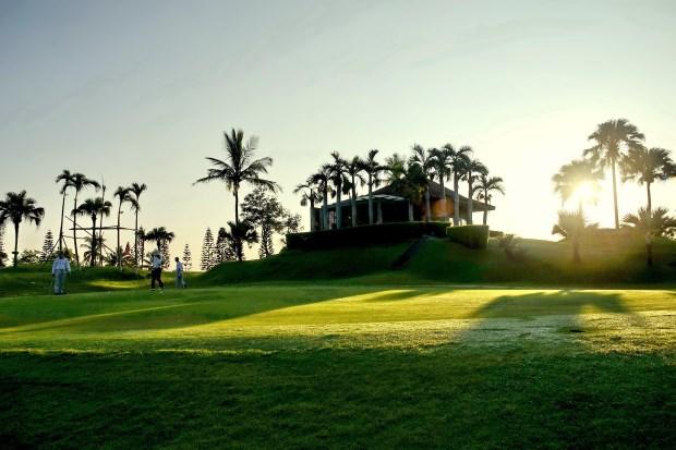 台南高爾夫球場05