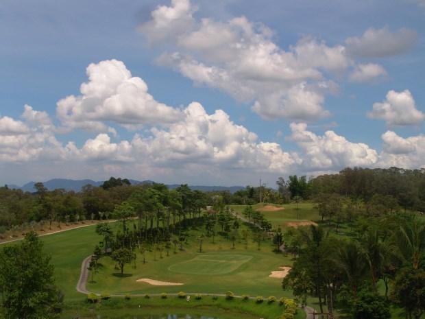 台南高爾夫球場06