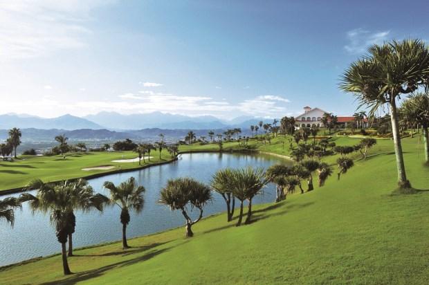 南峰高爾夫俱樂部01